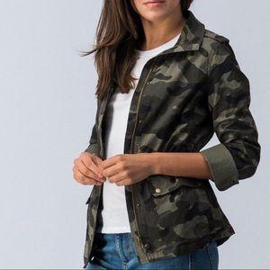 Jackets & Blazers - RESTOCKED‼️ Camo Utility Jacket